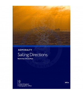 Admiralty Sailing Directions NP54 North Sea (West) Pilot, 12th Edition 2021