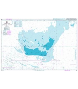 British Admiralty Nautical Chart 266 North Sea Offshore Charts Sheet 11