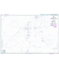 British Admiralty Nautical Chart 292 North Sea Offshore Charts Sheet 3