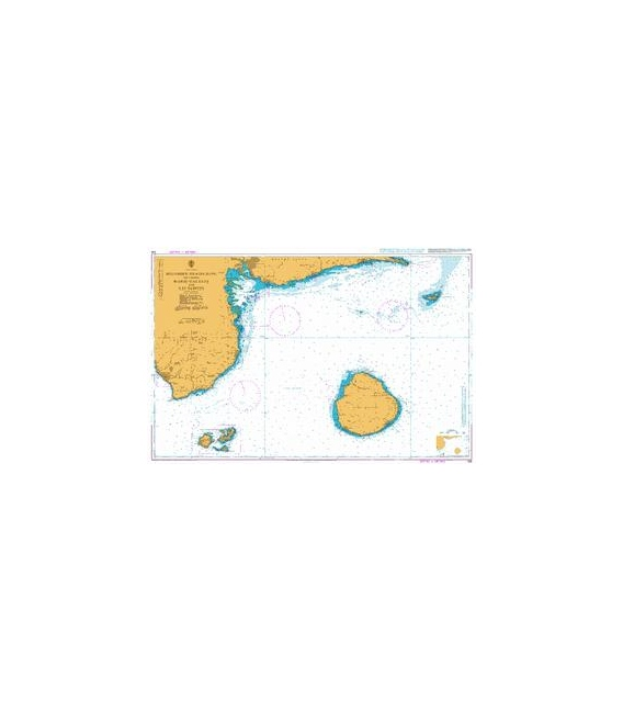 Southern Guadeloupe including Marie-Galante and Les Saintes