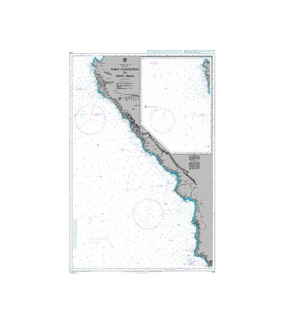 Point Conception to Point Pinos