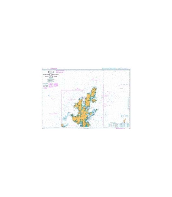 Northern Approaches to the Shetland Islands