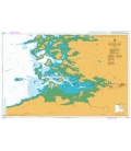 British Admiralty Nautical Chart 2057 Westport Bay and Approaches
