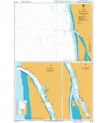 British Admiralty Nautical Chart 2276 Klaipeda and Approaches