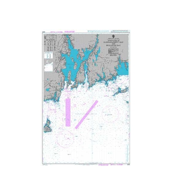 Approaches to Narragansett Bay and Buzzards Bay