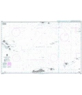 British Admiralty Nautical Chart 3239 Banda Sea