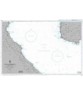 Britsh Admiralty Nautical Chart 3989 Gulf of Tonkin (Southern Part)