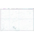 British Admiralty Nautical Chart 4619 Iles Marquises to Clipperton Fracture Zone