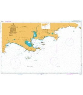 British Admiralty Australian Nautical Chart AUS118 Approaches to King George Sound