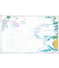 British Admiralty Australian Nautical Chart 296 Prince of Wales Channel to Varzin Passage