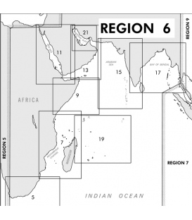 Region 6 Eastern Africa and Southern Asia