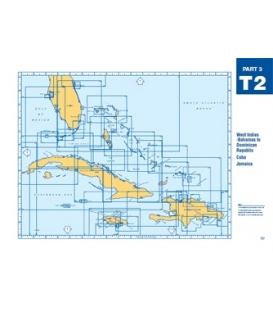 T2 - West Indies - Bahamas to Dominican Republic, Cuba, Jamaica