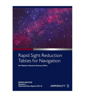 Sight Reduction Tables for Marine Navigation