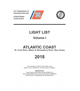 USCG Light List