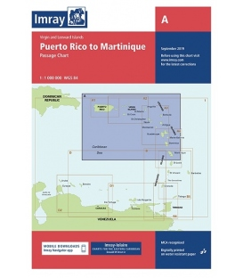 Imray-Iolaire Nautical Charts: Puerto Rico Region