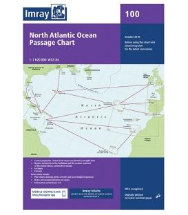 Imray-Iolaire Nautical Charts: North Atlantic Ocean Region