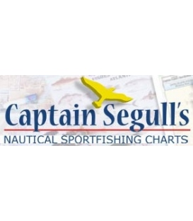 Captain Segull's Nautical Sportfishing Charts