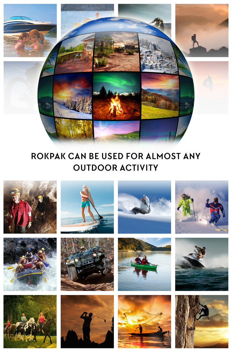 Almost any Outdoor Activity