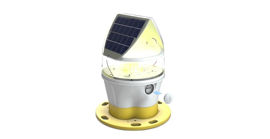 Sealite's New SL-75 3-5NM Solar Marine Lantern with Bluetooth® Connectivity